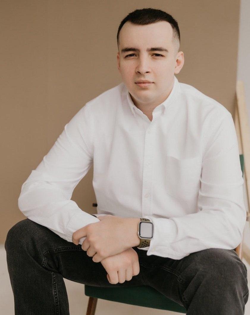 Колдин Никита Евгеньевич